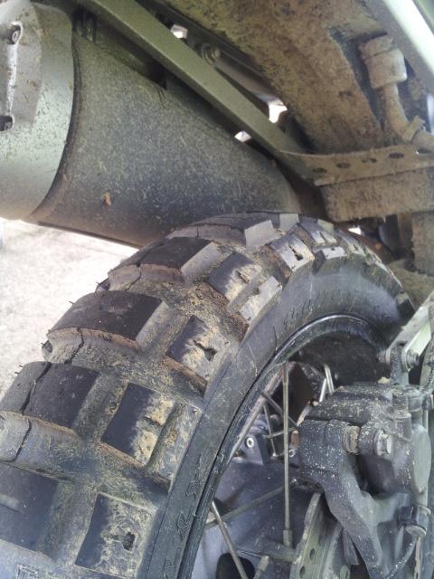 Pirelli Scorpion Rally 20140710