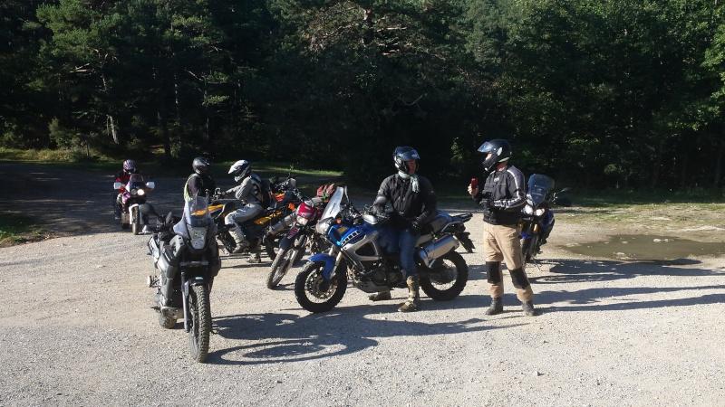 Gros trail et ++ en balade  à Axat , samedi 4 Octobre - Page 2 20141012