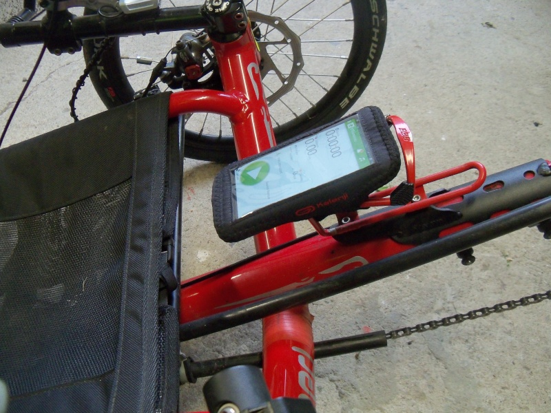 Support de guidon pour Smartphone 100_4310