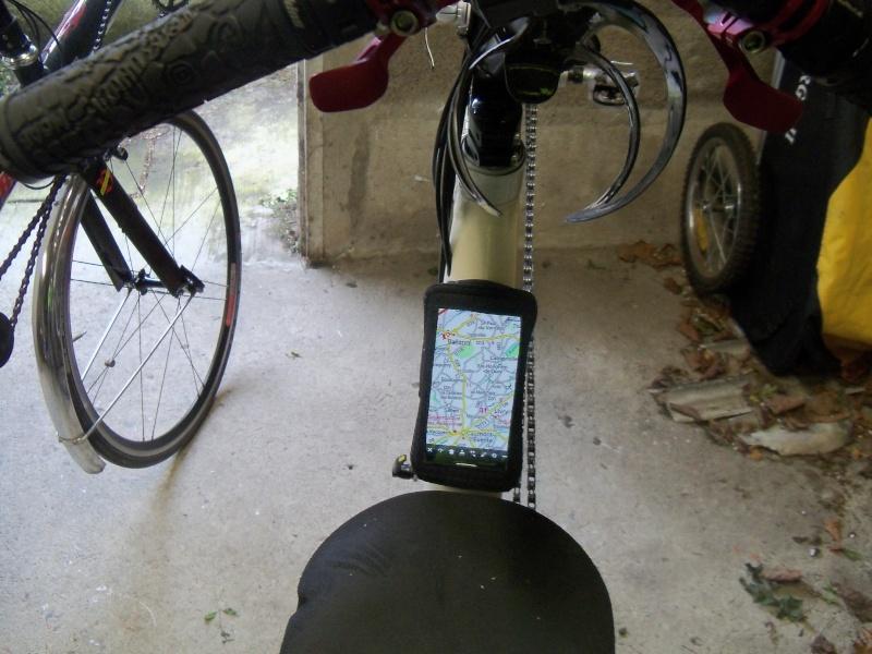 Support de guidon pour Smartphone 100_4313