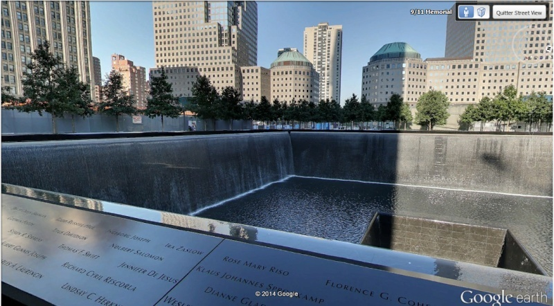 Site du world trade center, New York - USA - Page 2 Memori10