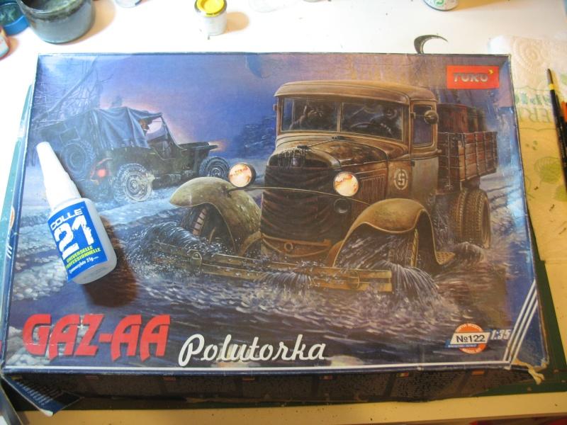 Camion GAZ AA Img_0516