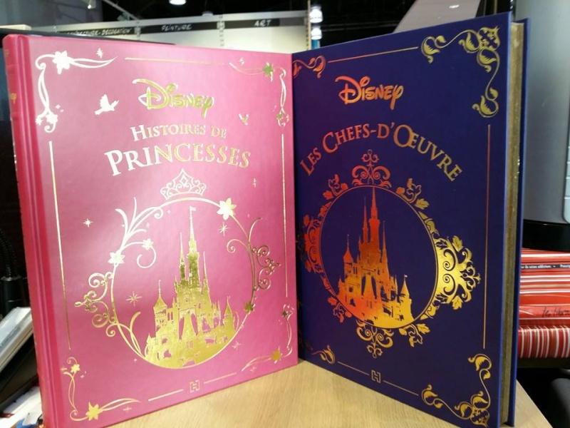 Les livres sur l'univers Disney ... et autres ....  10346111