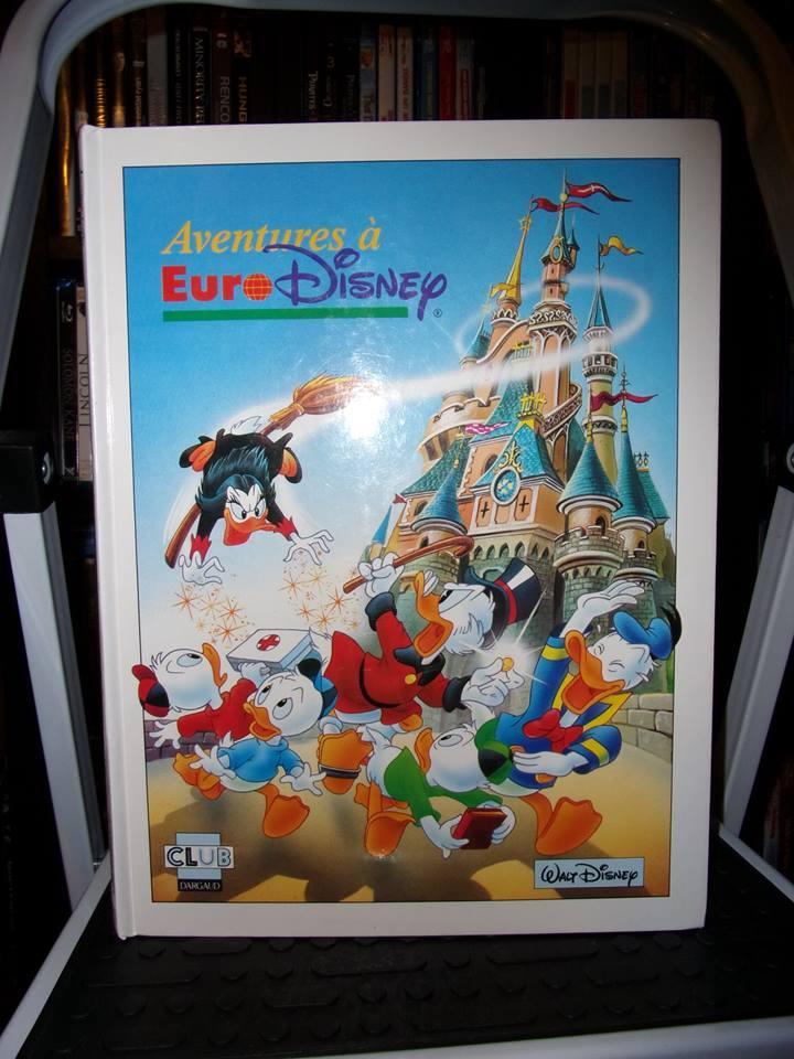 Les livres sur l'univers Disney ... et autres ....  10362310