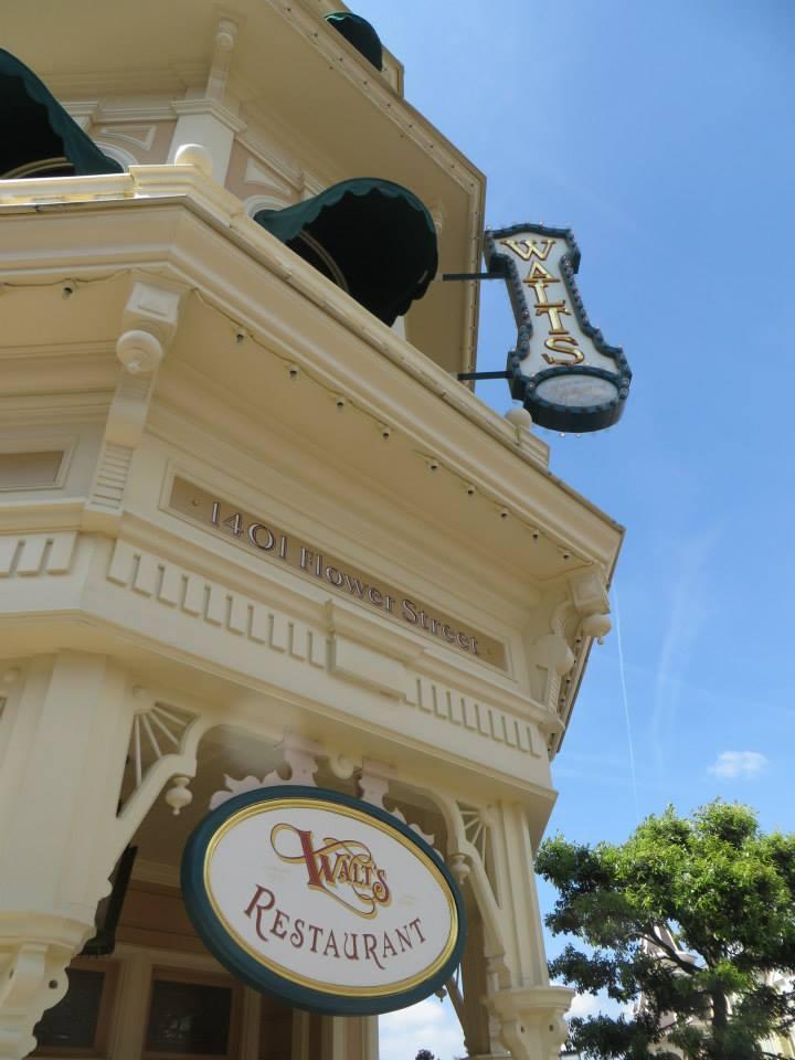 Walt's, an american restaurant (Disneyland Parc) - Page 2 10645012