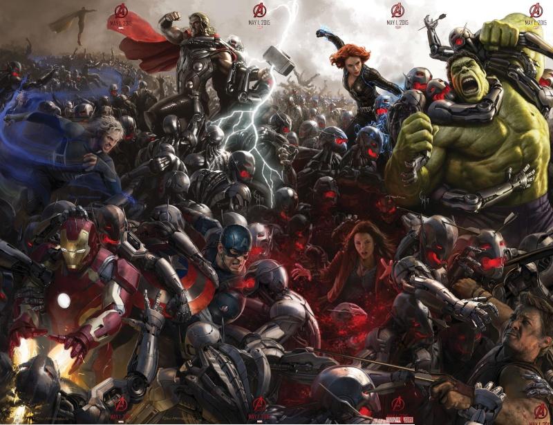 Avengers : Age of Ultron 22/04/2015 (Marvel) - Page 2 Avenge11
