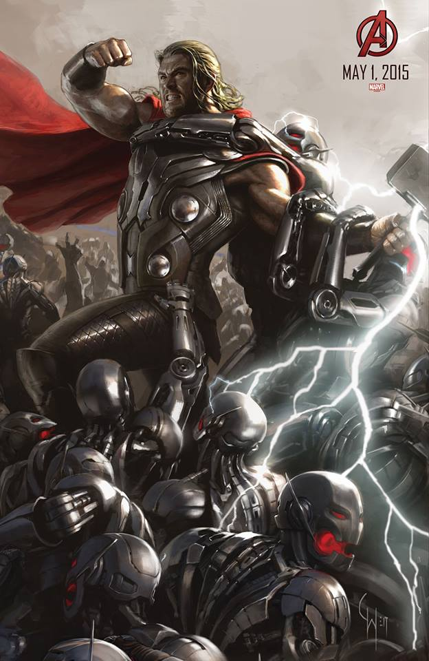 Avengers : Age of Ultron 22/04/2015 (Marvel) - Page 2 Thor1010