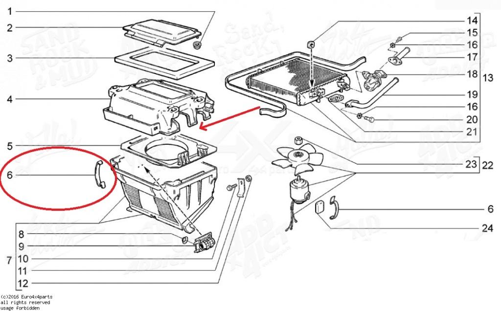 radiateur de chauffage Radia10