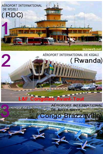 Air France Consulting - Congo Airways  Ndjili10