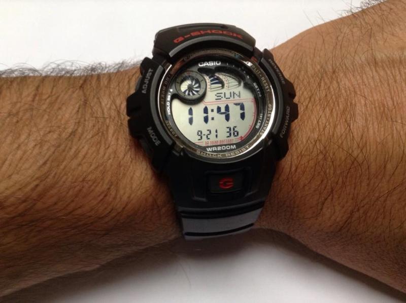Casio G-Shock 14775010