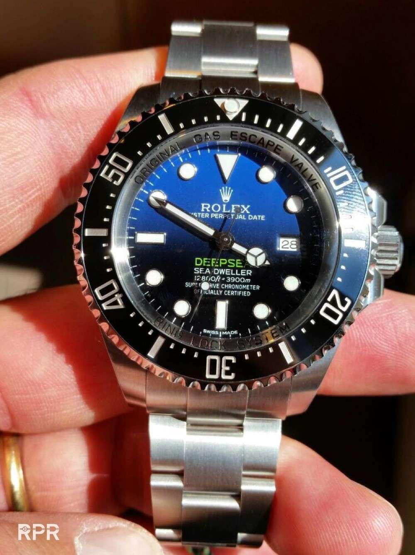 Nouvelle Rolex DeepSea Image28