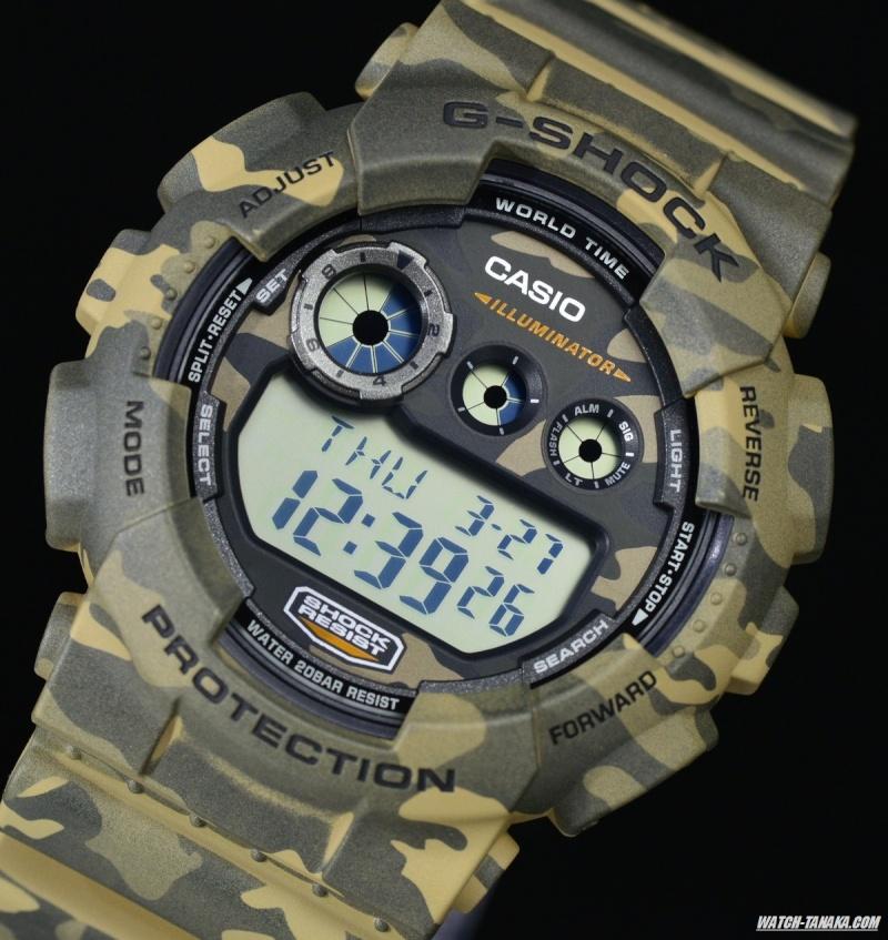 casio - Casio g shock camouflage Image35