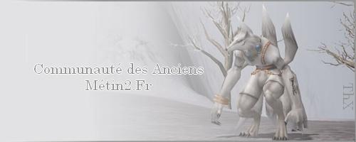 ThX - Communauté Métin2.Fr