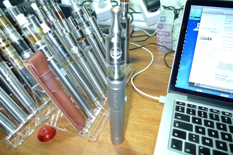 Test (synthèse) de l'atomiseur Z-Atty Pro Rev. 2.1 L1000118