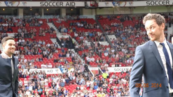 Soccer Aid 2014 Img_4410
