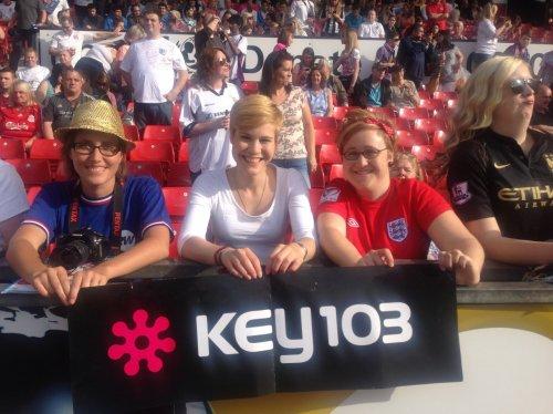 Soccer Aid 2014 Img_7311