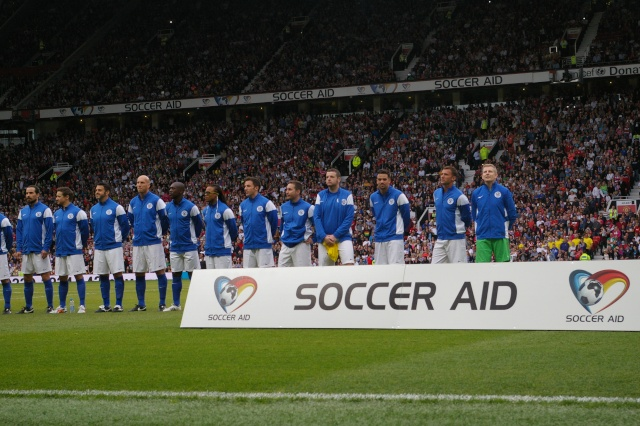 Soccer Aid 2014 Imgp0017