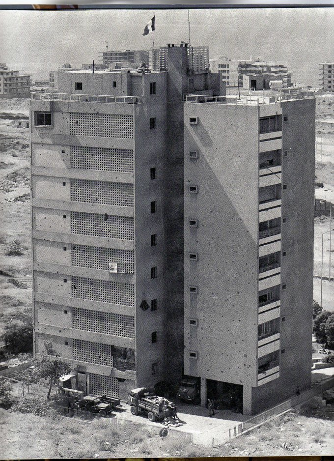 Commandos de l'Air parmis les Observateurs au Liban 10_dra10