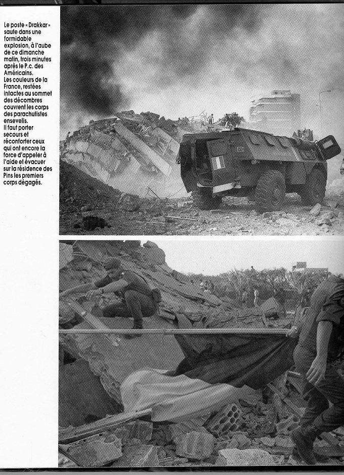 Commandos de l'Air parmis les Observateurs au Liban 11_dra11