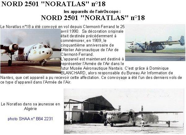 Noratlas n°18 N_1810