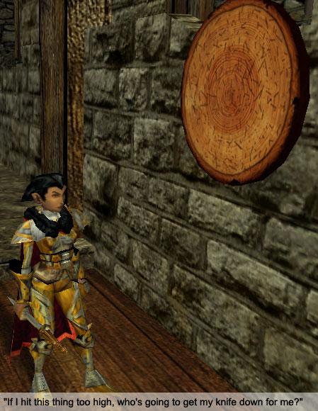 Sarana Goldblade: Fae Mercenary Sarana11