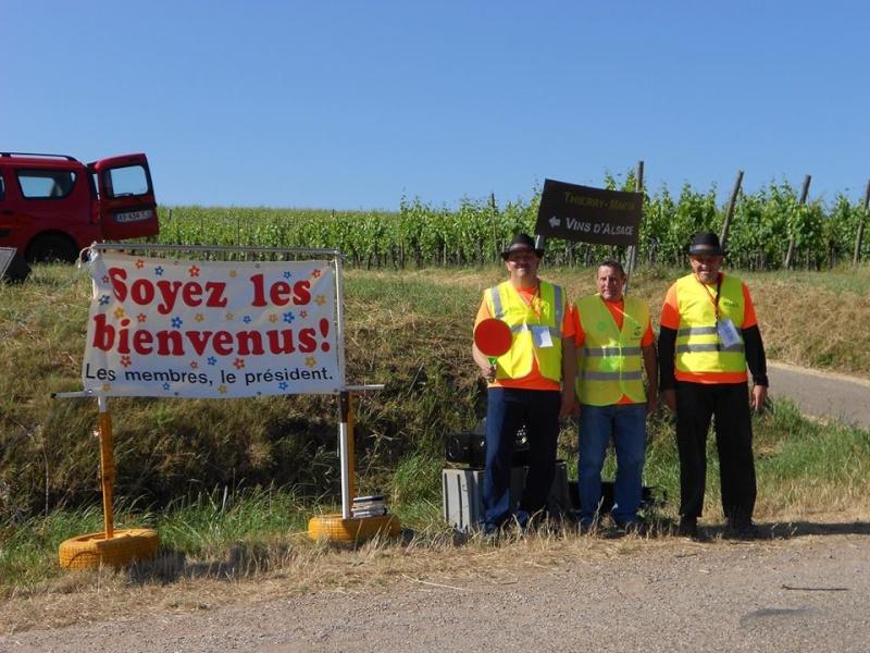 10 ème édition du Marathon du Vignoble d'Alsace et son passage à Wangen le 15 juin 2014 10373910