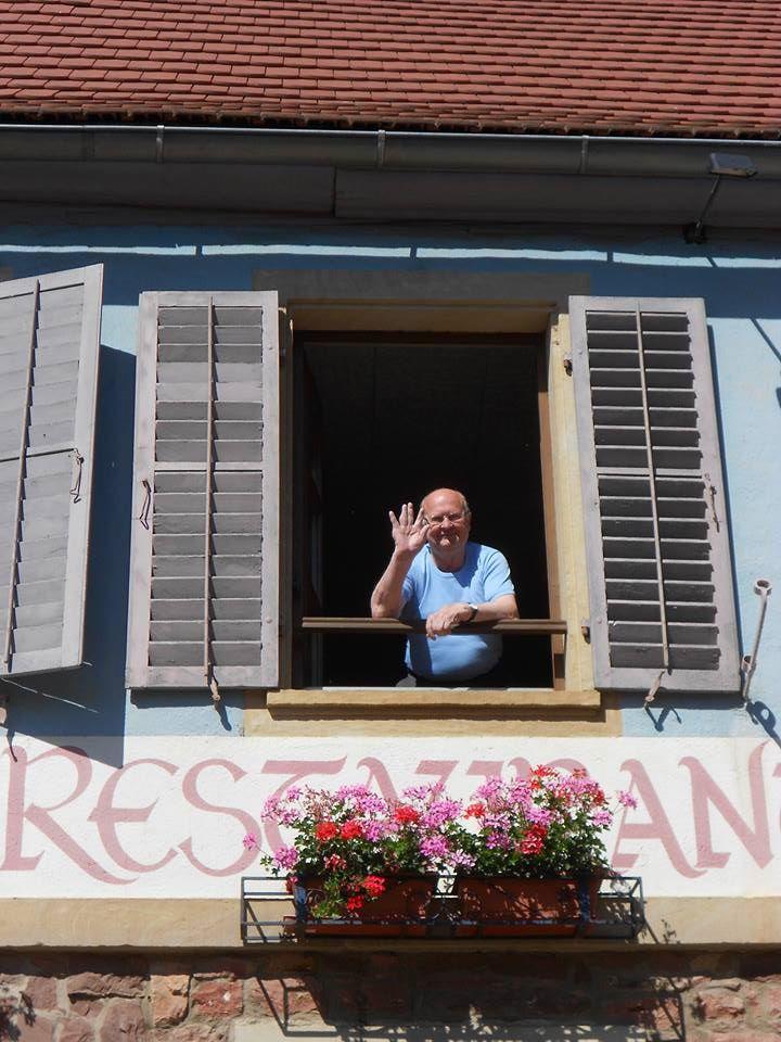10 ème édition du Marathon du Vignoble d'Alsace et son passage à Wangen le 15 juin 2014 10482310