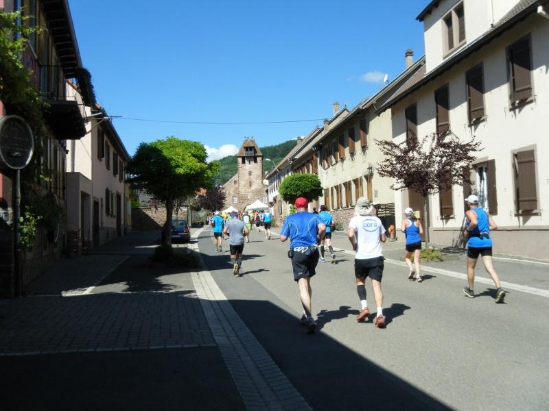 10 ème édition du Marathon du Vignoble d'Alsace et son passage à Wangen le 15 juin 2014 Dscf1021
