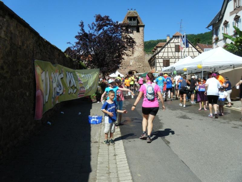 10 ème édition du Marathon du Vignoble d'Alsace et son passage à Wangen le 15 juin 2014 Dscf1022