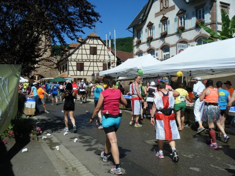 10 ème édition du Marathon du Vignoble d'Alsace et son passage à Wangen le 15 juin 2014 Dscf1024