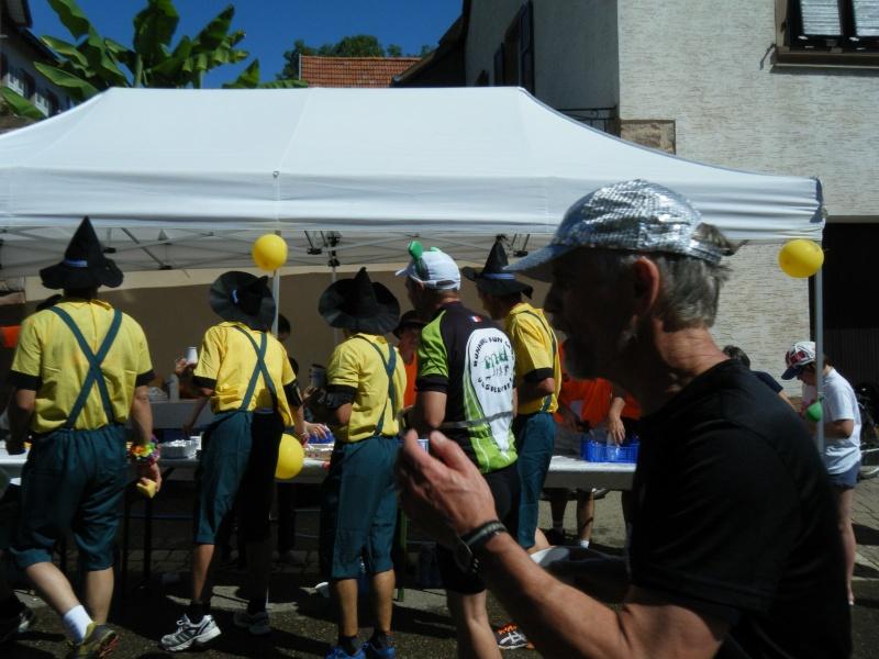 10 ème édition du Marathon du Vignoble d'Alsace et son passage à Wangen le 15 juin 2014 Dscf1027