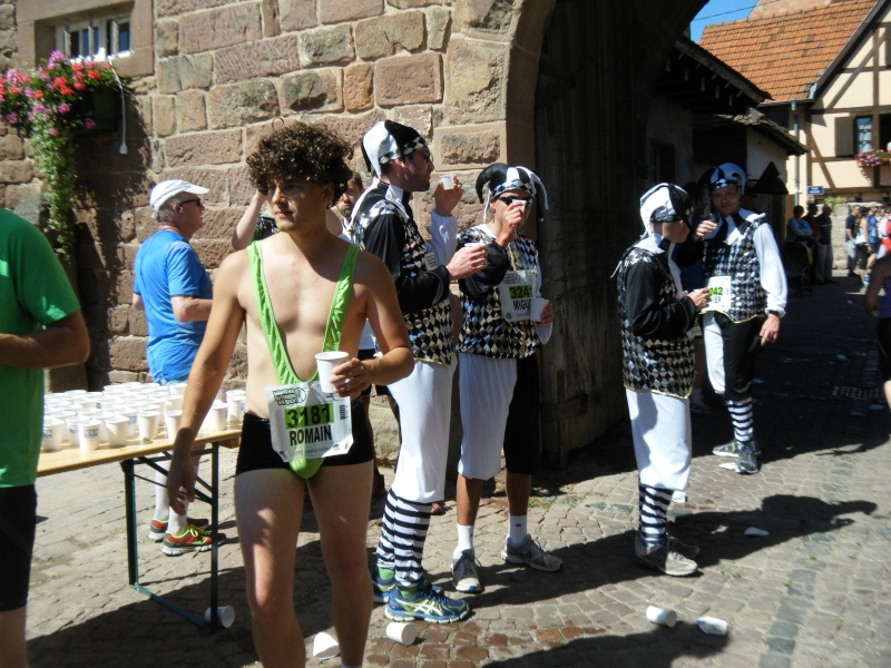 10 ème édition du Marathon du Vignoble d'Alsace et son passage à Wangen le 15 juin 2014 Dscf1032