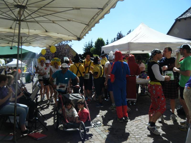10 ème édition du Marathon du Vignoble d'Alsace et son passage à Wangen le 15 juin 2014 Dscf1034