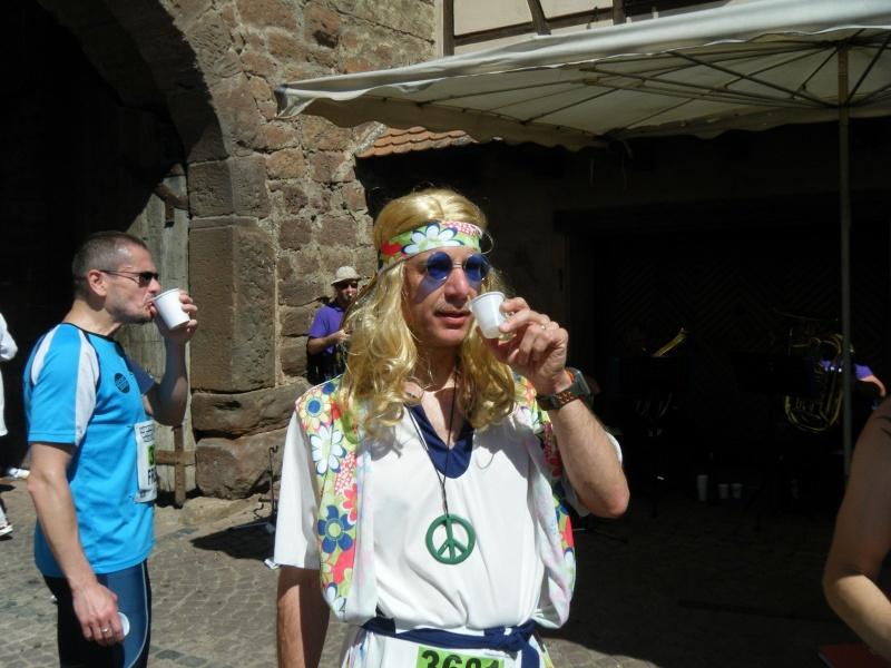 10 ème édition du Marathon du Vignoble d'Alsace et son passage à Wangen le 15 juin 2014 Dscf1040