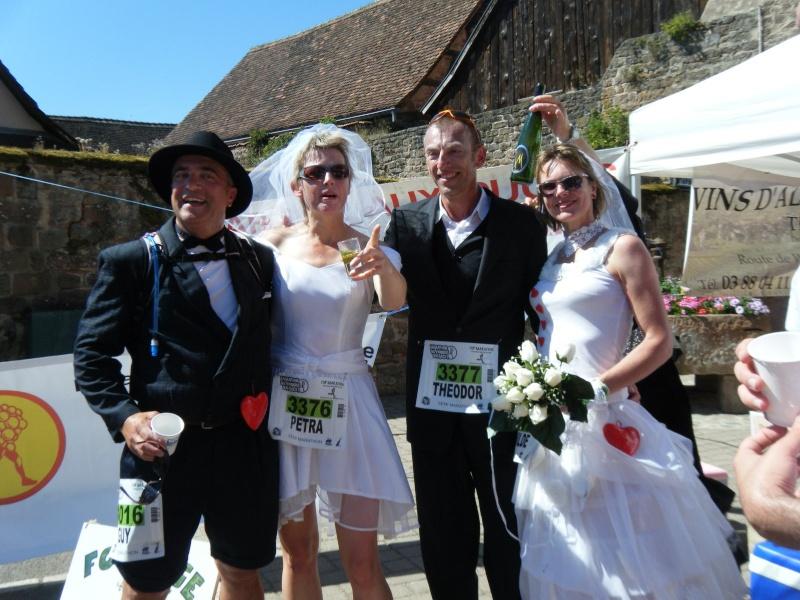 10 ème édition du Marathon du Vignoble d'Alsace et son passage à Wangen le 15 juin 2014 Dscf1042
