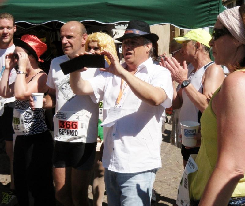 10 ème édition du Marathon du Vignoble d'Alsace et son passage à Wangen le 15 juin 2014 Dscf1043