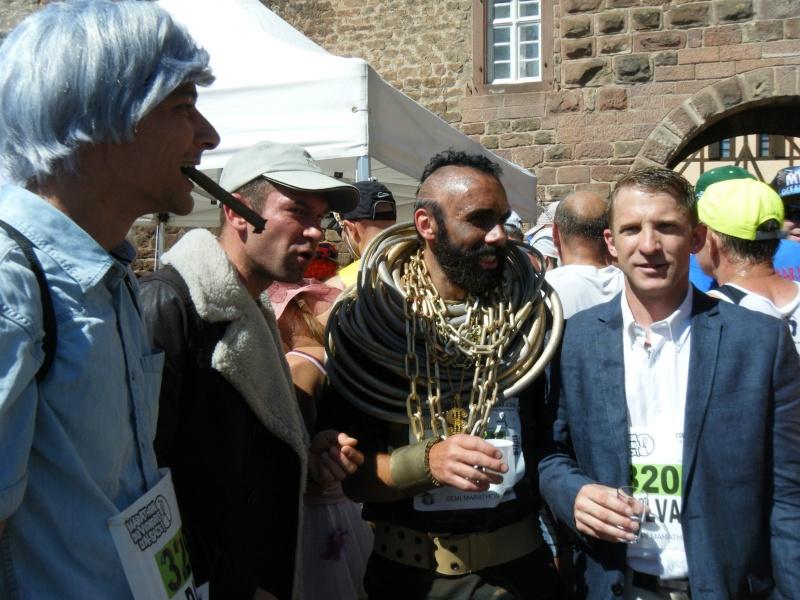 10 ème édition du Marathon du Vignoble d'Alsace et son passage à Wangen le 15 juin 2014 Dscf1044