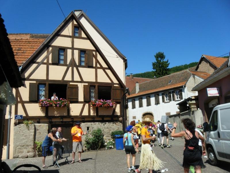 10 ème édition du Marathon du Vignoble d'Alsace et son passage à Wangen le 15 juin 2014 Dscf1117