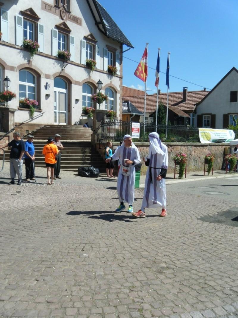 10 ème édition du Marathon du Vignoble d'Alsace et son passage à Wangen le 15 juin 2014 Dscf1128