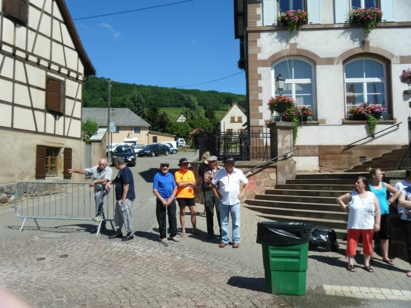 10 ème édition du Marathon du Vignoble d'Alsace et son passage à Wangen le 15 juin 2014 Dscf1129
