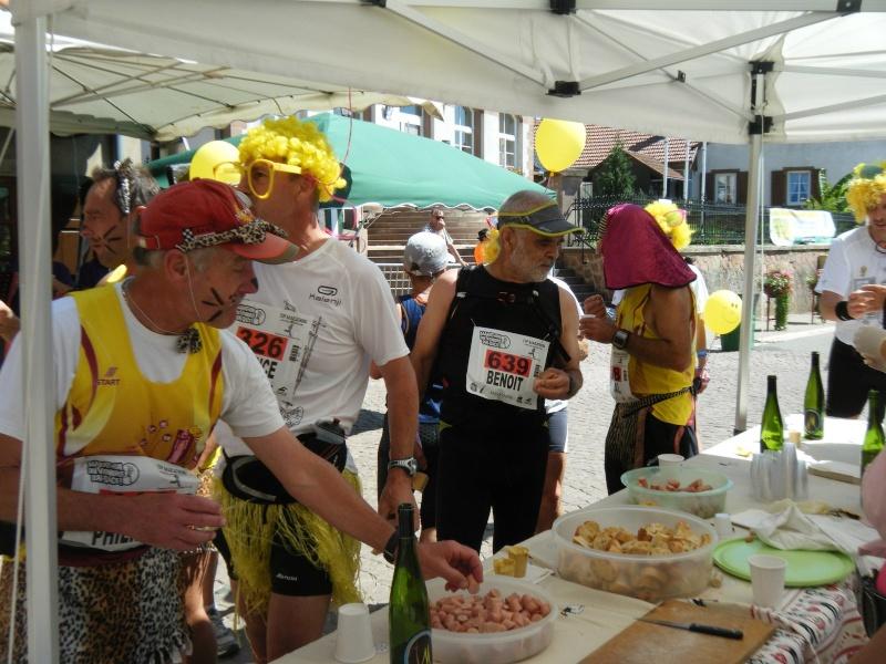 10 ème édition du Marathon du Vignoble d'Alsace et son passage à Wangen le 15 juin 2014 Dscf1217