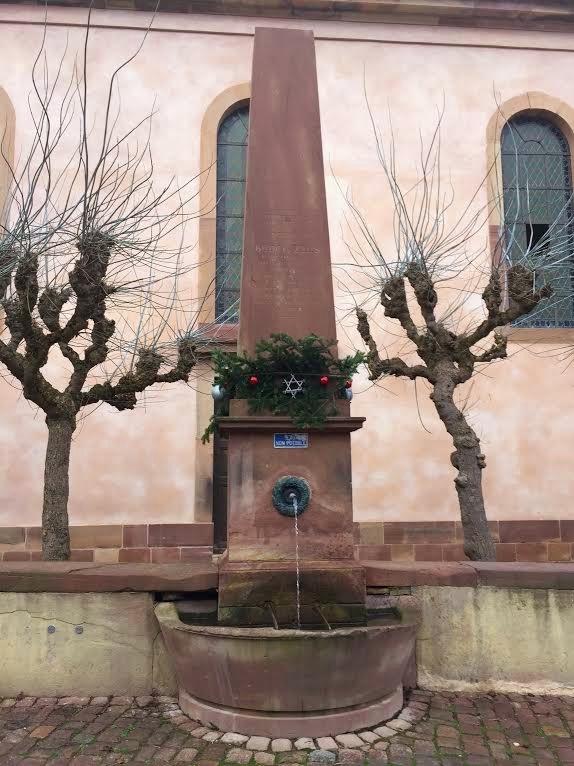 Wangen, décembre 2014, en attendant noël... Fontai11
