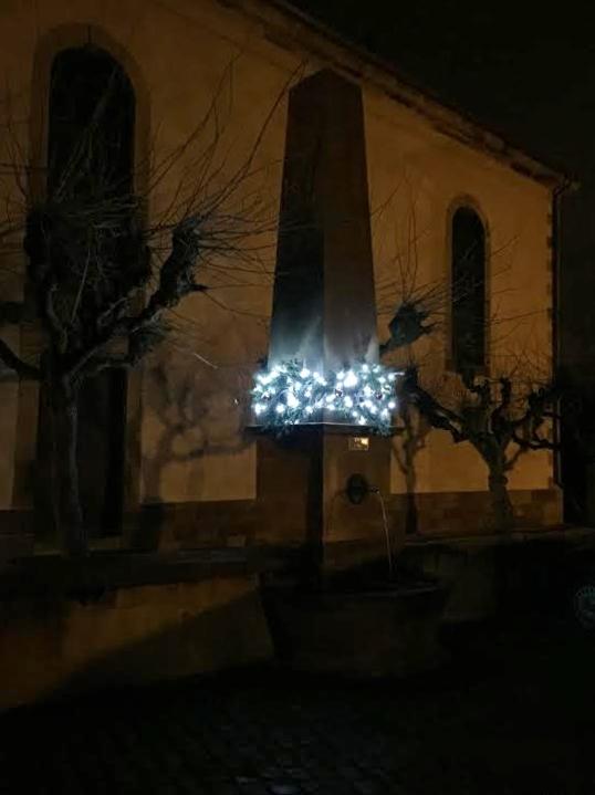 Wangen, décembre 2014, en attendant noël... Fontai12