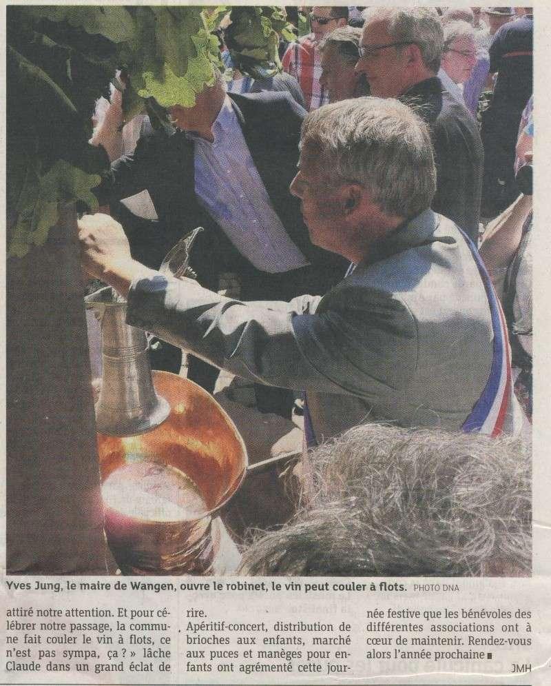 187 ème Fête de la Fontaine à Wangen les 6 & 7 juillet 2014 Image035