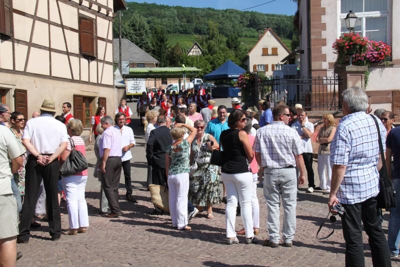 187 ème Fête de la Fontaine à Wangen les 6 & 7 juillet 2014 Img_0427