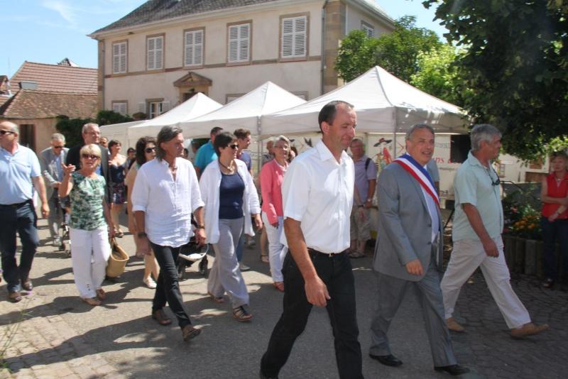187 ème Fête de la Fontaine à Wangen les 6 & 7 juillet 2014 Img_0511