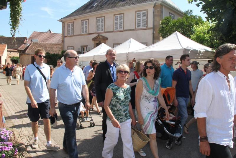 187 ème Fête de la Fontaine à Wangen les 6 & 7 juillet 2014 Img_0512