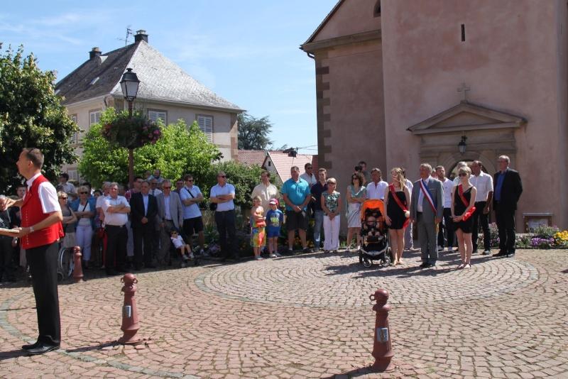 187 ème Fête de la Fontaine à Wangen les 6 & 7 juillet 2014 Img_0527