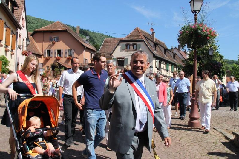 187 ème Fête de la Fontaine à Wangen les 6 & 7 juillet 2014 Img_0542