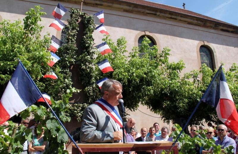 187 ème Fête de la Fontaine à Wangen les 6 & 7 juillet 2014 Img_0546